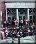 Cover Photo from 1960 Yearbook