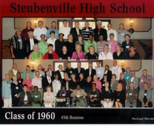 Class of 1960 - 45th Reunion