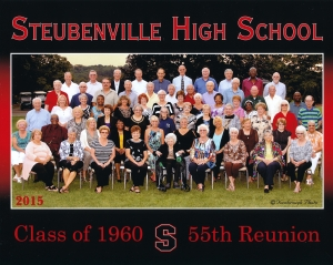 Big Red Class of 1960 - 55th Reunion